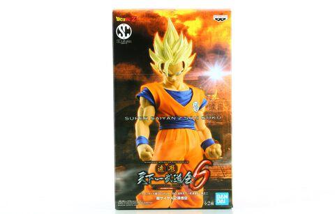 Figurine - Dragon Ball Z - Scultures Ss 2 Goku