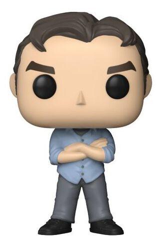 Figurine Funko Pop! N°595 - Buffy Contre Les Vampires - Xander (c)
