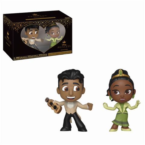 Figurines Funko Mini - Disney - Twin-pack Tiana et Naveen
