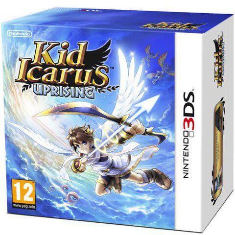 Kid Icarus Uprising - Socle Inclus