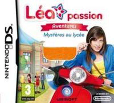 Lea Passion Aventures, Mystères Au Lycée