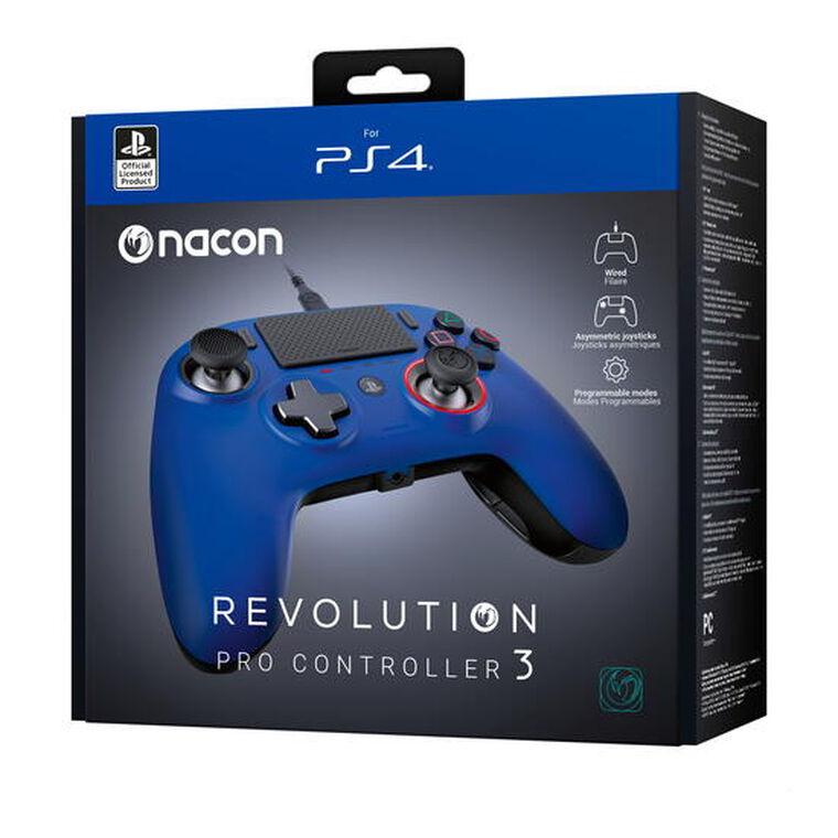 Manette Officielle Nacon Revolution Pro Controller 3.blue