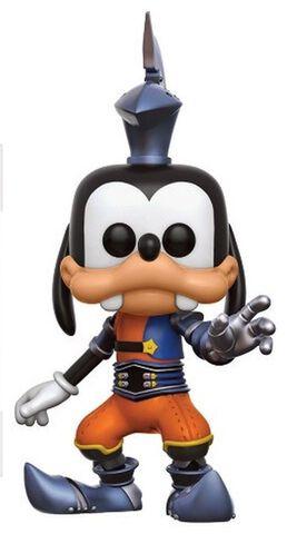 Figurine Toy Pop N°266 - Kingdom Hearts - Kingdom Goofy (exc)