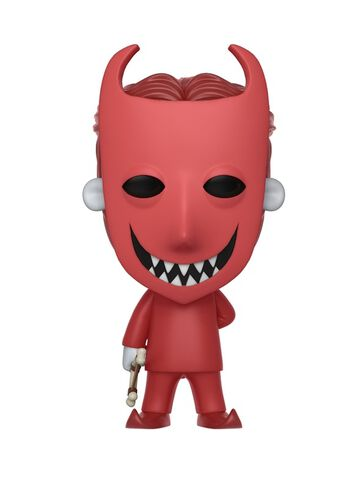 Figurine Funko Pop! N°406 - L'étrange Noël de Monsieur Jack - Lock