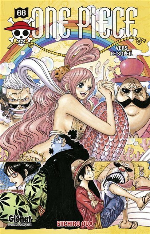 Manga - One Piece - Edition Originale - Tome 66