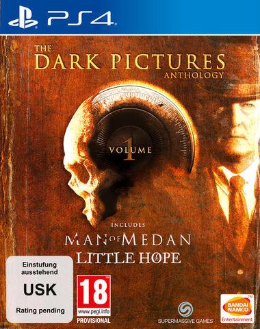 The Dark Pictures Vol.1 (man Of Medan+little Hope)