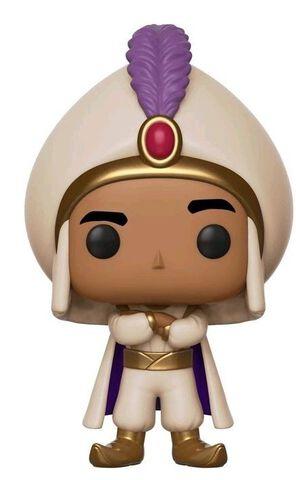 Figurine Funko Pop! N°475 - Aladdin - Prince Ali