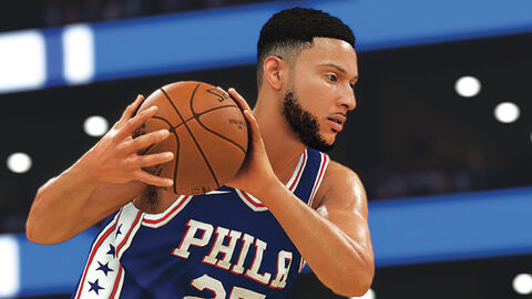 Précommande NBA 2K21