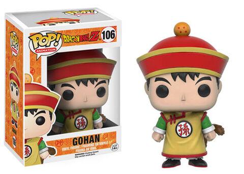 Figurine Funko Pop! N°106 - Dragon Ball Z - Gohan