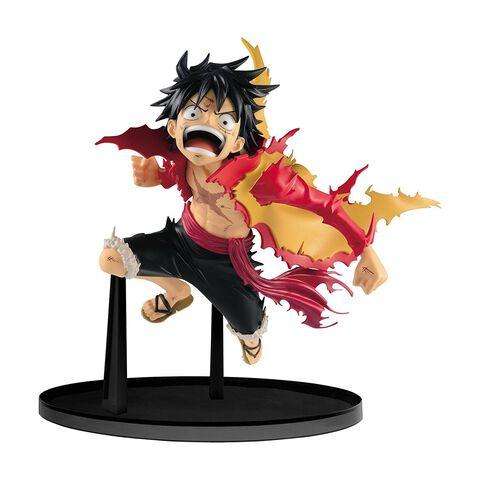 Figurine - One Piece - Colosseum Volume 4 Luffy