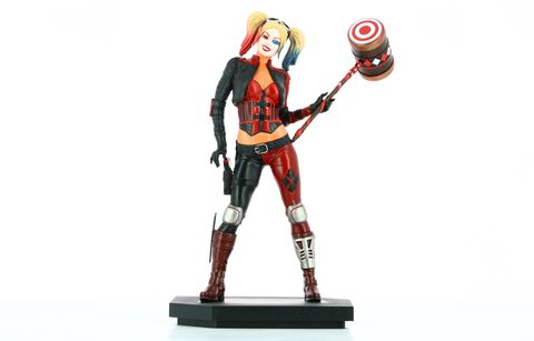 Statuette - Injustice 2 - Dc Video Game - Harley Quinn Exclusive 23 Cm