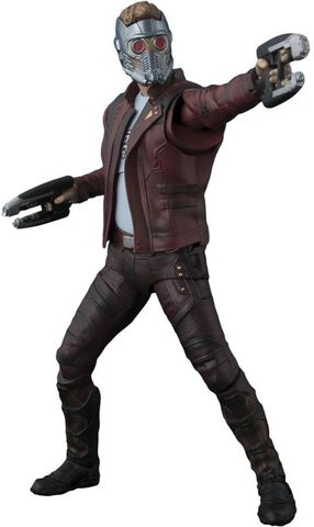 Figurine Sh Figuarts - Les Gardiens de la Galaxie 2 - Star Lord Deluxe