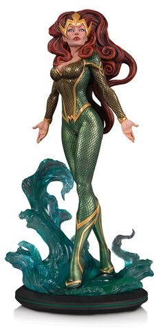 Statuette DC Collectibles - Cover Girls DC Comics - Mera 25 cm
