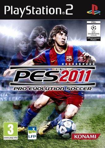 Pro Evolution Soccer 2011 Platinum (pes)