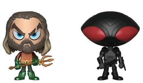 Figurine Vynl - Aquaman - Twin Pack 1 et 2