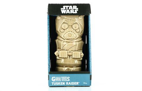 Verre - Star Wars - Geeki Tiki Série 2 Tusken Raider (exclu Gs)