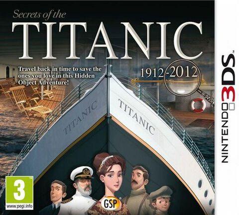 Les Secrets Du Titanic