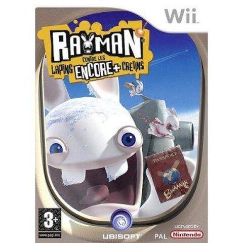Rayman Contre Les Lapins Encore + Crétins