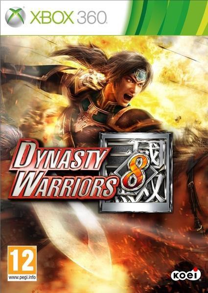 Dynasty Warriors 8 Xbox 360 - Xbox 360