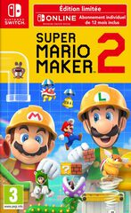 Super Mario Maker 2 Edition Limitée