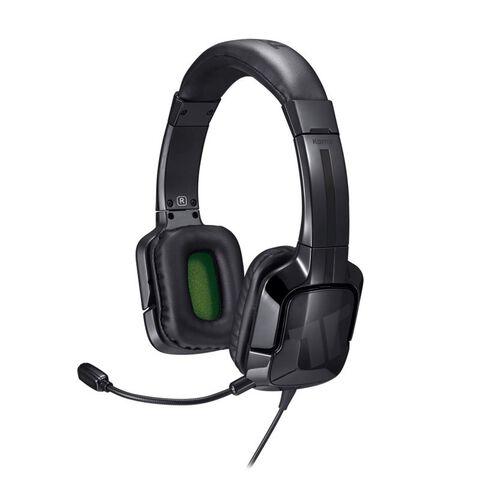 Casque Tritton Kama Stereo 3.5 Noir sans adaptateur