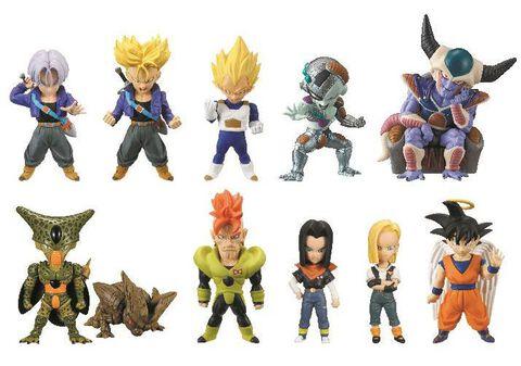 Figurine Mystere Wcf - Dragon Ball Super - Cell Saga