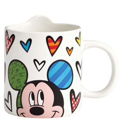 Mug Britto - Disney - Mickey Mouse