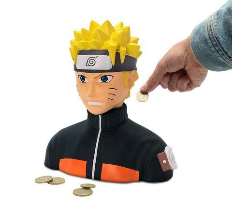Tirelire - Naruto Shippuden - Naruto