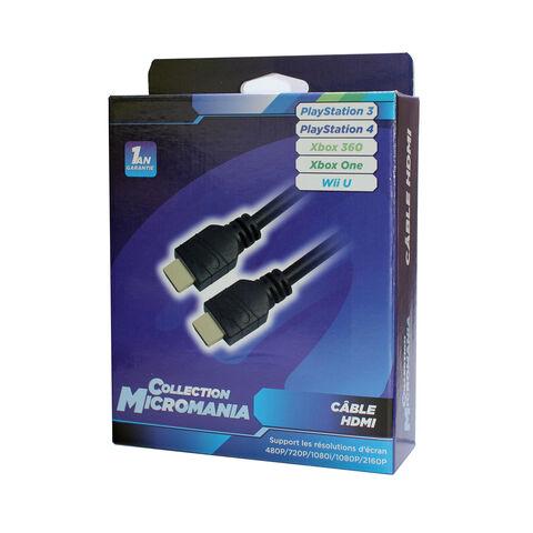 Cable HDMI 1.4 Micromania Collection