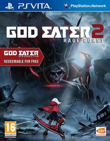 God Eater 2 : Rage Burst + God Eater Resurrection offert