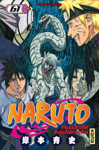 Manga - Naruto - Tome 61