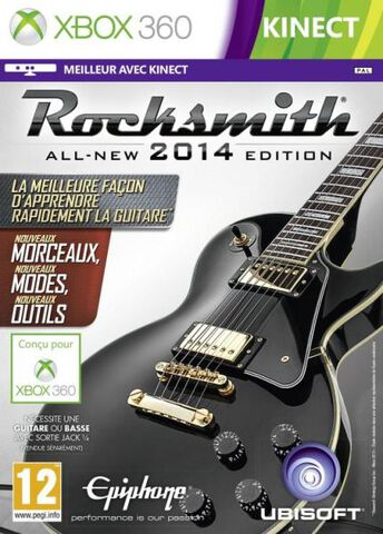Rocksmith All-new 2014 Edition + Adaptateur