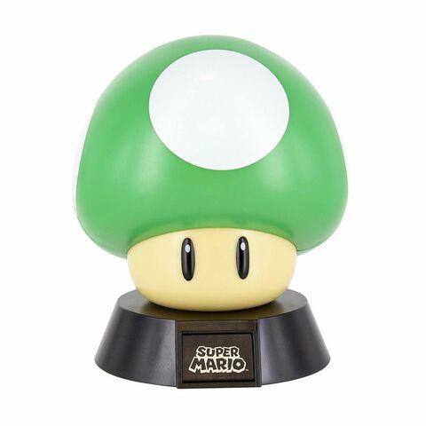 Lampe - Super Mario - Champignon Power Up