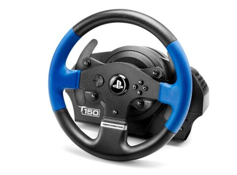 Volant T150 Force Feedback Ps4/ps3/pc