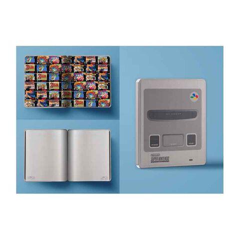 Cahier - Nintendo - Console Super Nintendo (exclu Gs)