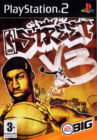 NBA Street V 3