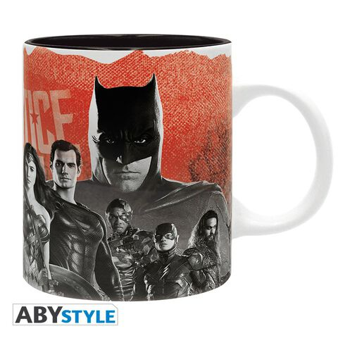 Mug - Dc Comics - Justice League Rouge 320 ml