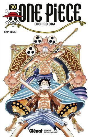 Manga - One Piece - Edition Originale Tome 30