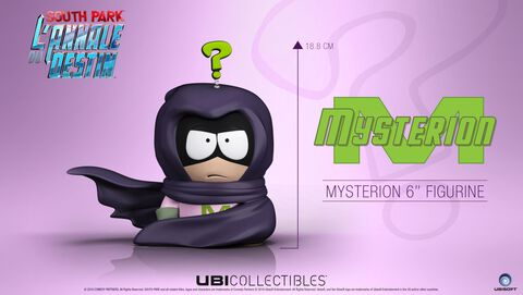 Figurine - South Park - Mystérion 18,8cm