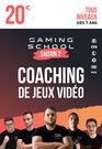 Porte-monnaie Gaming Academy 20 euros pour 5 euros