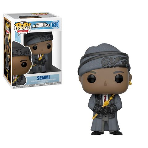 Figurine Funko Pop! N°635 - Un Prince A New York - Semmi