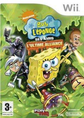 Bob L'eponge & Ses Amis, L'ultime Alliance