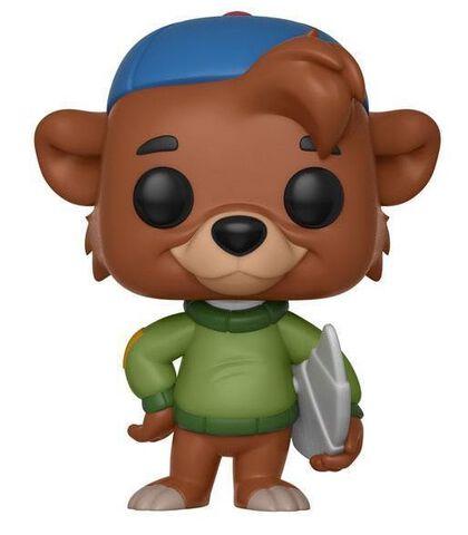 Figurine Funko Pop! N°442 - Super Baloo - Kit Cloudkicker