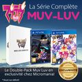 Double Pack Muv Luv Exclu Micromania