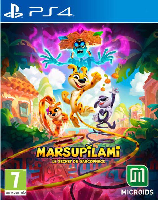 Marsupilami Le Secret Du Sarcophage Edition Tropicale