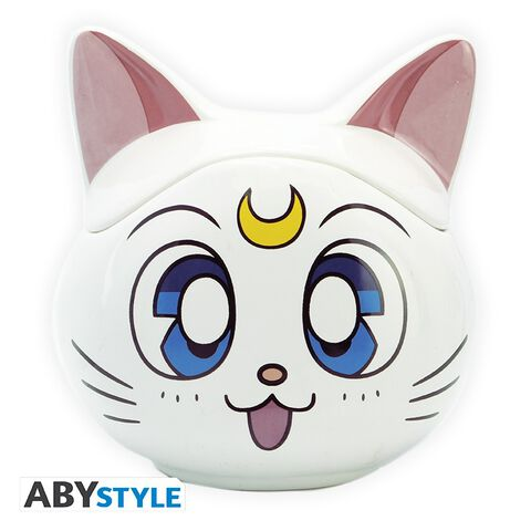 Mug 3d - Sailor Moon - Artemis