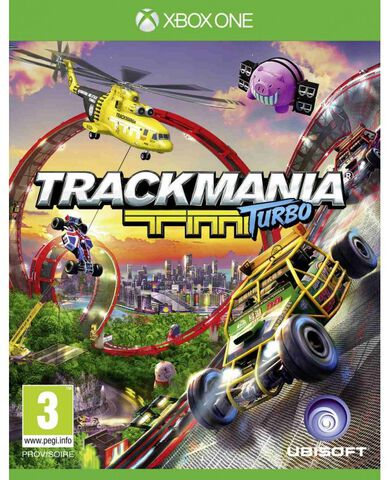 * Trackmania Turbo