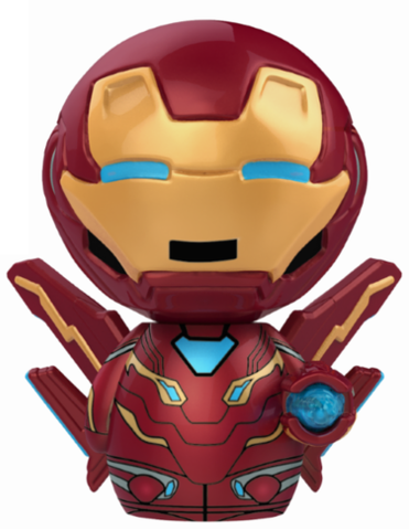 Figurine Dorbz N°441 - Avengers Infinity War - Iron Man ailé