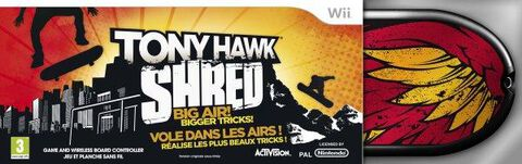 Tony Hawk, Shred Bundle