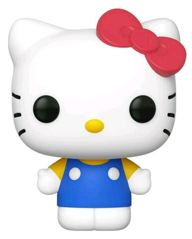 Figurine Funko Pop! N°28 Sanrio - Hello Kitty S2 - Hello Kitty Classique
